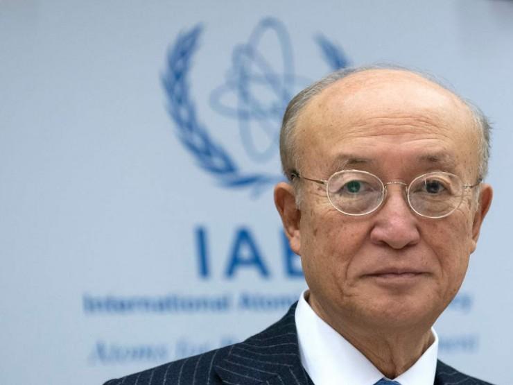 ატომური ენერგიის საერთაშორისო სააგენტოს გენერალური დირექტორი გარდაიცვალა