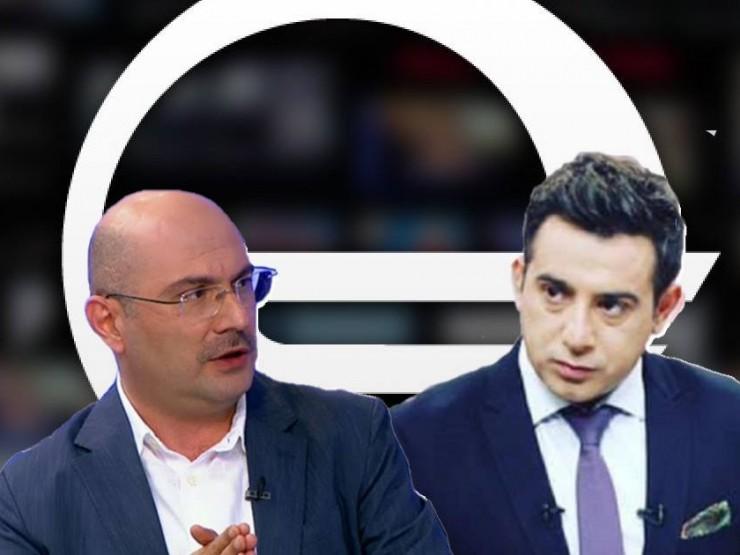 """დიდი არეულობა """"იმედში"""": ირაკლი ჩიხლაძე ჟურნალისტებს განუდგა"""