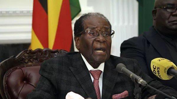 ზიმბაბვეს ყოფილი პრეზიდენტი გარდაიცვალა