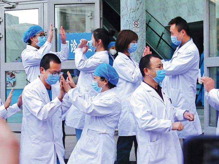 საფრანგეთში კორონავირუსით ინფიცირებული ყველა პაციენტი განკურნეს
