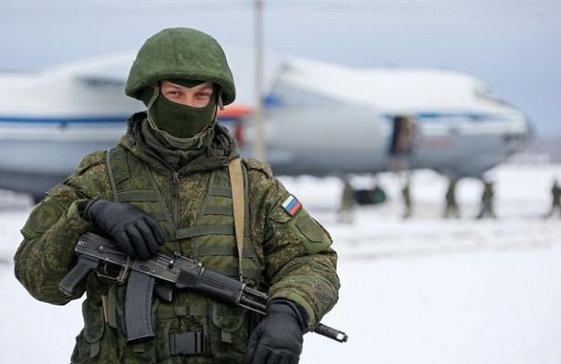 რუსეთი სირიაში წვევამდელებს გაგზავნის