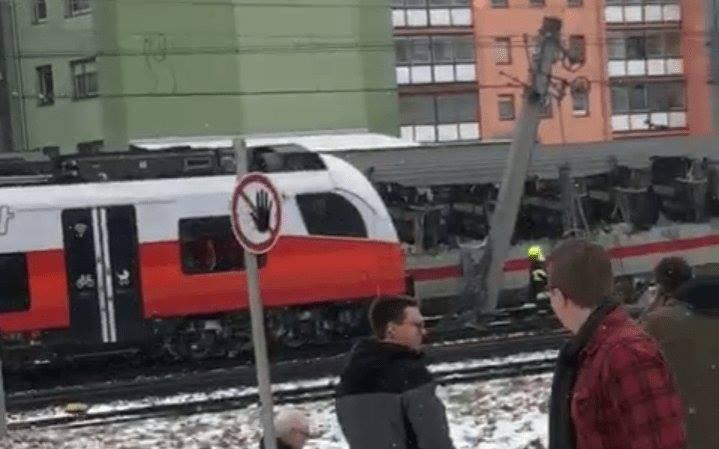 ავსტრიაში სარკინიგზო ავარიას ერთი ადამიანი ემსხვერპლა