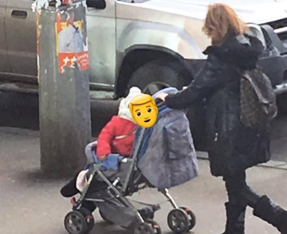 """""""ფოტოზე ასახული ქალი ლანძღავდა და ფიზიკურ შეურაცხყოფას აყენებდა 2-3 წლის ბავშვს"""""""