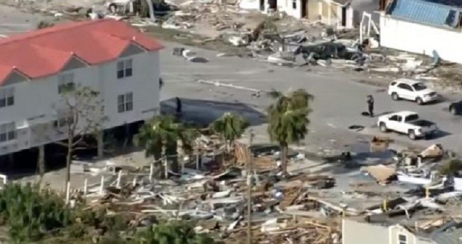 აშშ-ში ქარიშხლის შედეგად დაღუპულთა რიცხვი გაიზარდა