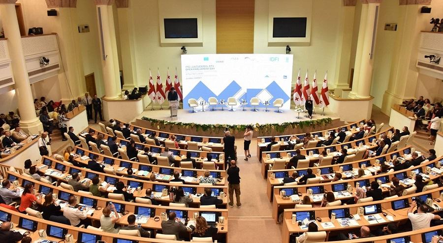 ღია მმართველობის პარტნიორობის (OGP) გლობალური სამიტი საპარლამენტო ღიაობის დღით გაიხსნა