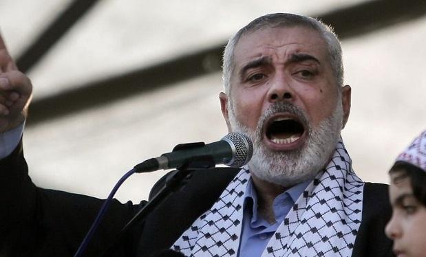 """""""ჰამასის"""" ლიდერი პალესტინელებს აჯანყებისკენ მოუწოდებს"""