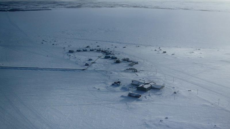 ალასკაზე დაკარგული ბავშვები იპოვეს, რომლებიც თოვლში ამოთხრილ ორმოში უმცროს ძმას ათბობდნენ