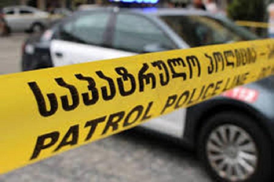 პოლიციამ ხელთუბნის გზაზე მომხდარ ავტოსაგზაო შემთხვევის მონაწილე მძღოლი დააკავა