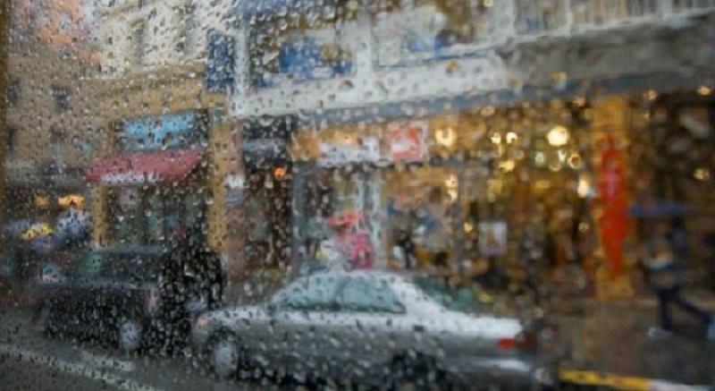 გადაუღებელმა წვიმამ ქუთაისში პრობლემები შექმნა