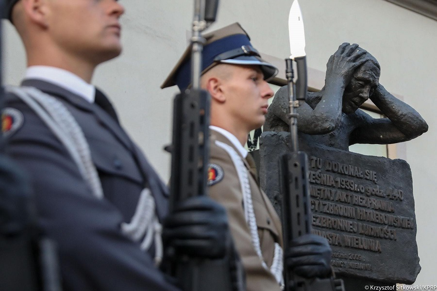 ვროცლავში პოლონეთის არმიაში მებრძოლი ქართველი ოფიცრების მოედანი გაიხსნა