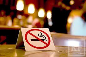 ობიექტების ჩამონათვალი, სადაც ხვალიდან თამბაქოს მოწევა იკრძალება