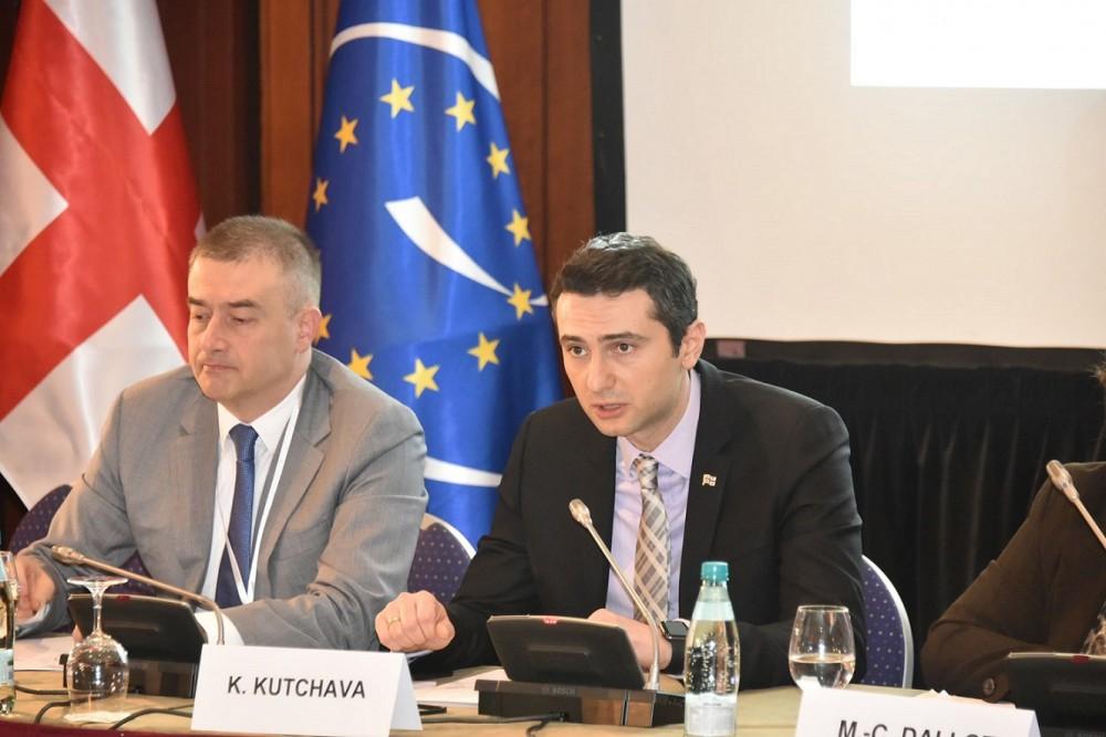 თბილისში, ევროპის საბჭოს საპარლამენტო ასამბლეის და ვენეციის კომისიის ორგანიზებით, ორდღიანი რეგიონული საპარლამენტო კონფერენცია გაიხსნა