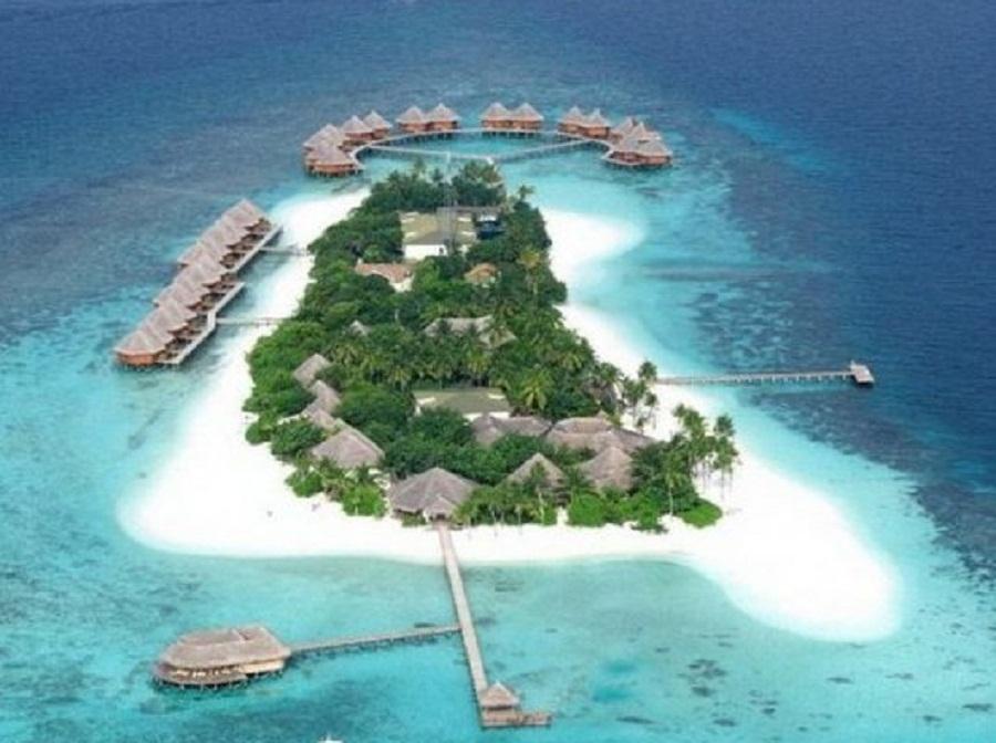 მალდივის რამდენიმე კუნძული შეიძლება ჩაიძიროს