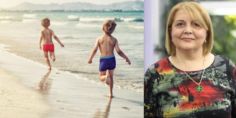 პედიატრი გვირჩევს, რომ წელს ბავშვები ზღვაზე არ წავიყვანოთ