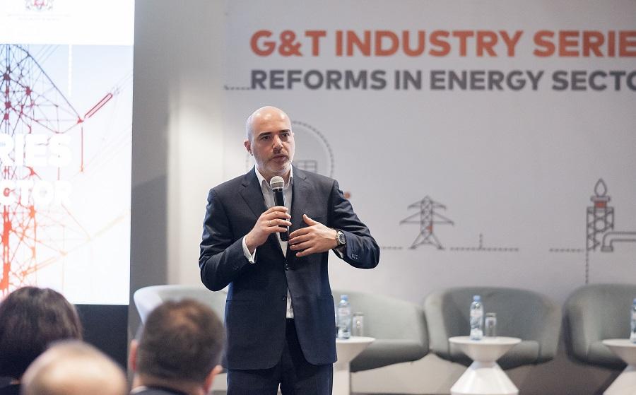 საქართველოს ბანკის ორგანიზებით, გაიმართა კონფერენცია - რეფორმები ენერგეტიკის სფეროში