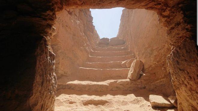 ეგვიპტეში სამარხი აღმოაჩინეს, სადაც 30-მდე მუმიაა