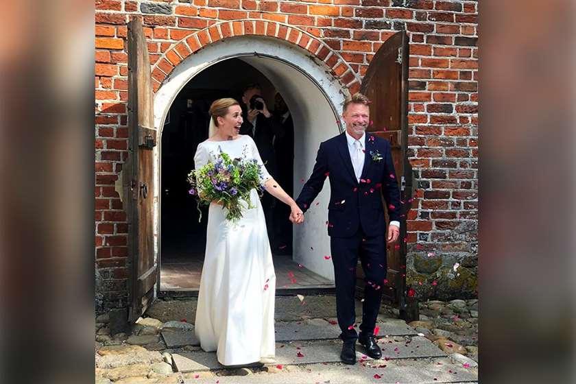 დანიის პრემიერმა იქორწინა