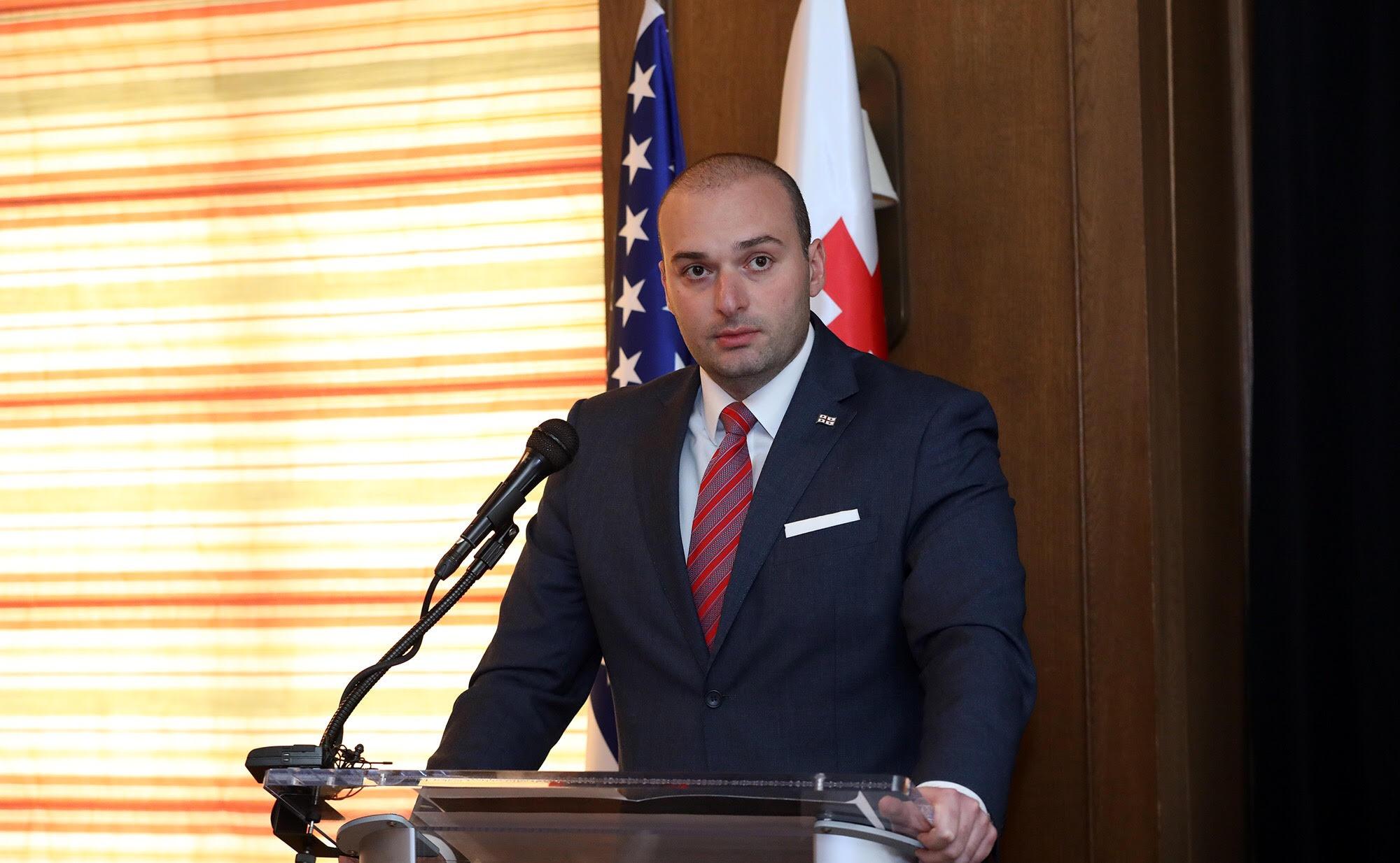 მამუკა ბახტაძე: ჩვენ გვჭირდება მეტი ამერიკული ინვესტიცია საქართველოში