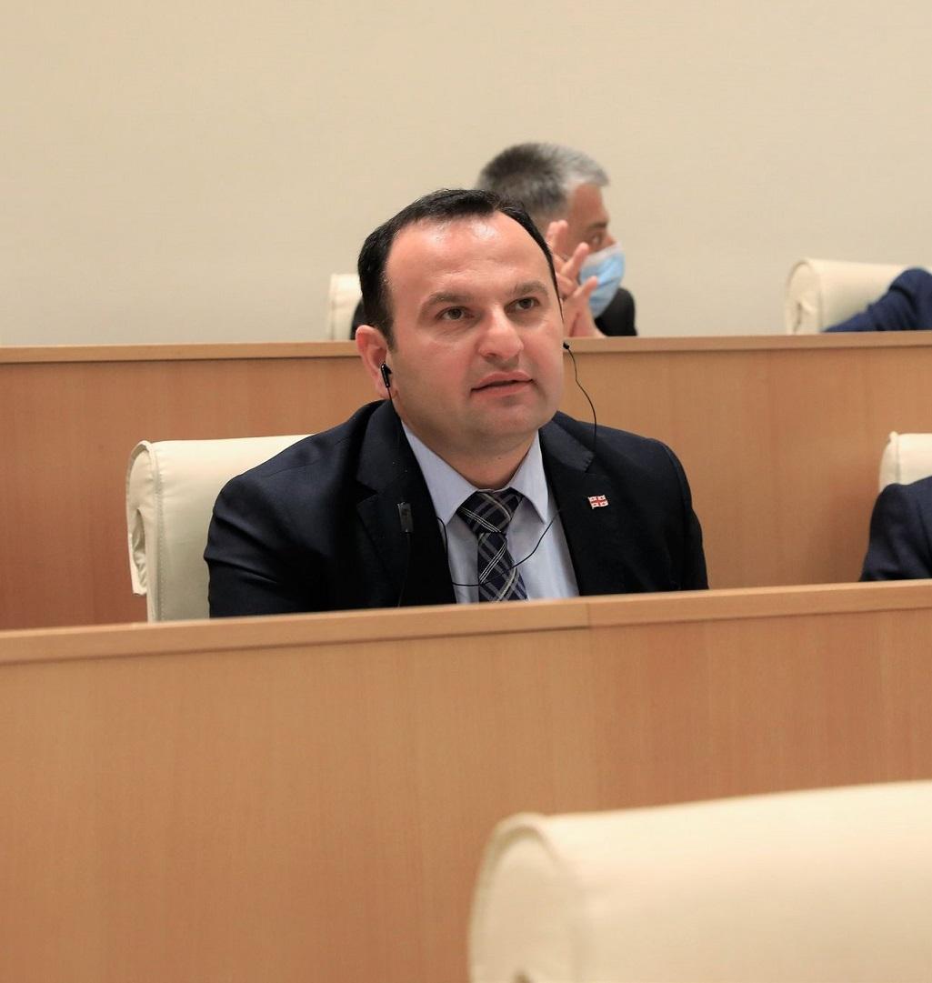 """პაატა მანჯგალაძე: 19 აპრილის შეთანხმება არის ევროპული გზა - """"ქართული ოცნება"""" უნდა მოემზადოს ოპოზიციაში ყოფნისთვის"""