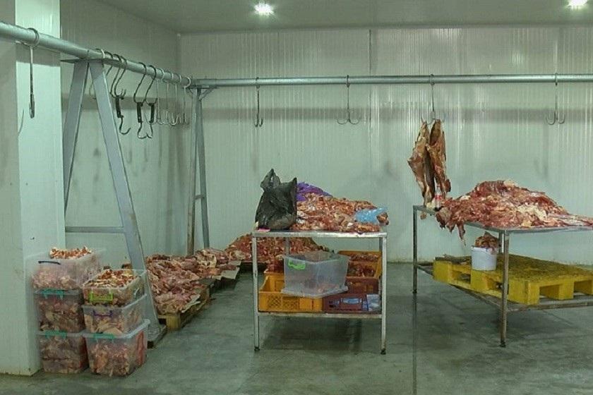 თბილისში საეჭვო წარმომავლობის 500კგ ხორცი ამოიღეს
