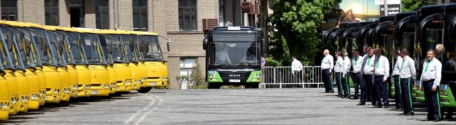 დედაქალაქის მერმა თბილისელებს ახალი მუნიციპალური ავტობუსები წარუდგინა