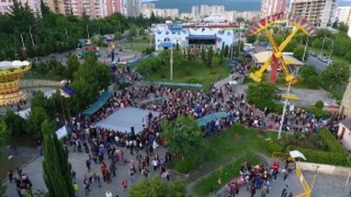 გლდანის განახლებული პარკი 2 აგვისტოს საზეიმოდ გაიხსნება