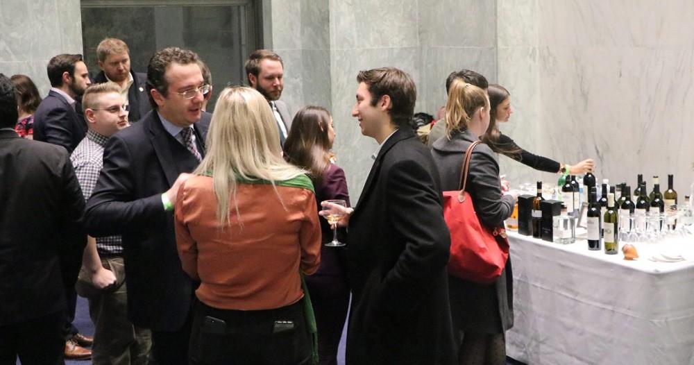 აშშ-ს კონგრესში ქართული ღვინის ყოველთვიური მიღება გაიმართა