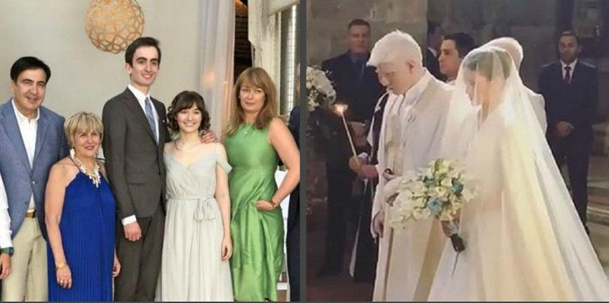 """""""ედუჩას ქორწილისთვის რომ დაგვეხურა სვეტიცხოველი, წარმოგიდგენიათ რა ამბები დაიწყებოდა?!"""" - მიხეილ სააკაშვილი"""
