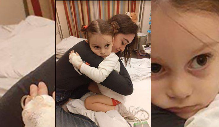 ანიტას დედა ემოციურ მიმართვას ავრცელებს