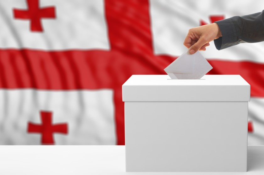 დღეს საქართველოს პრეზიდენტის არჩევნები მიმდინარეობს