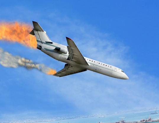 კონგოში თვითმფრინავი ჩამოვარდა - არიან დაღუპულები