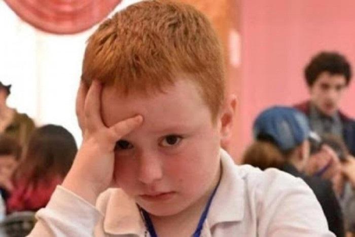 9 წლის ბიჭი ჭადრაკში საქართველოს ჩემპიონი