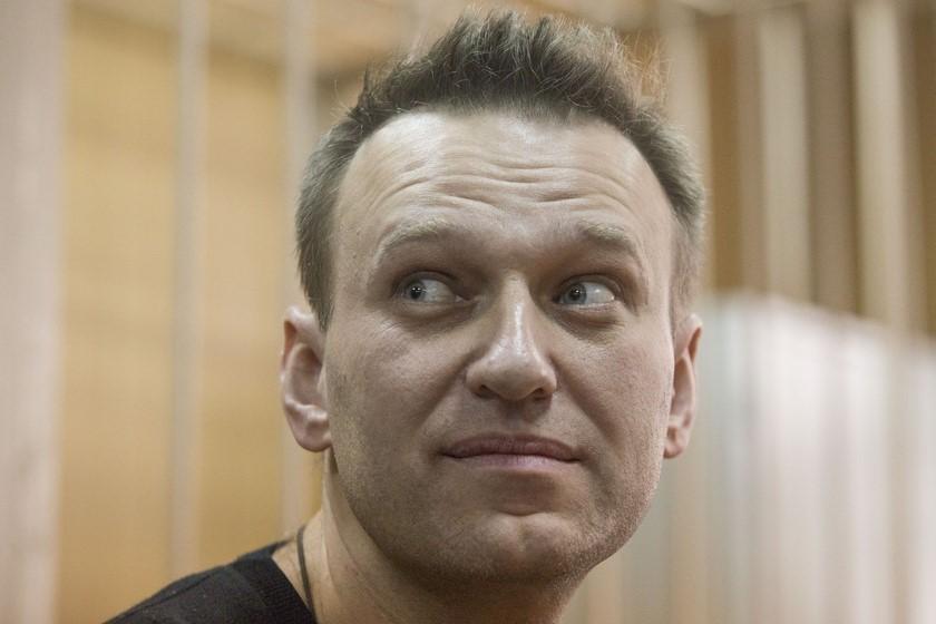 ალექსეი ნავალნის სასამართლომ 30-დღიანი პატიმრობა მიუსაჯა