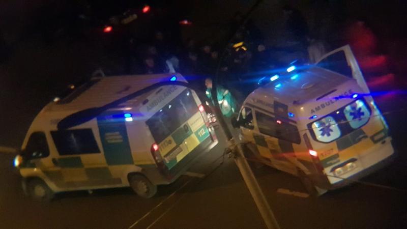 """""""კოლხეთის"""" ფეხბურთელები ავარიაში მოყვნენ - გარდაიცვალა მძღოლი და დაშავდა ექვსი მგზავრი"""