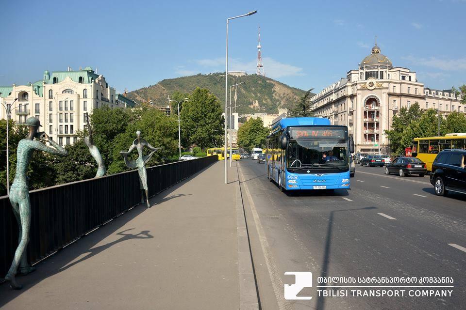 12 მაისს მახათას მთისკენ ავტობუსების 2 მარშრუტი დაინიშნება