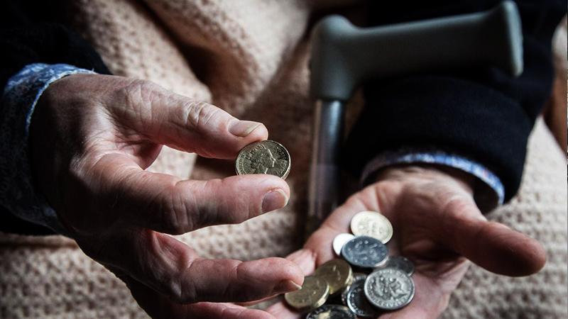 საქართველოში 417 000-ს პენსიონერს ბანკის ვალი აქვს