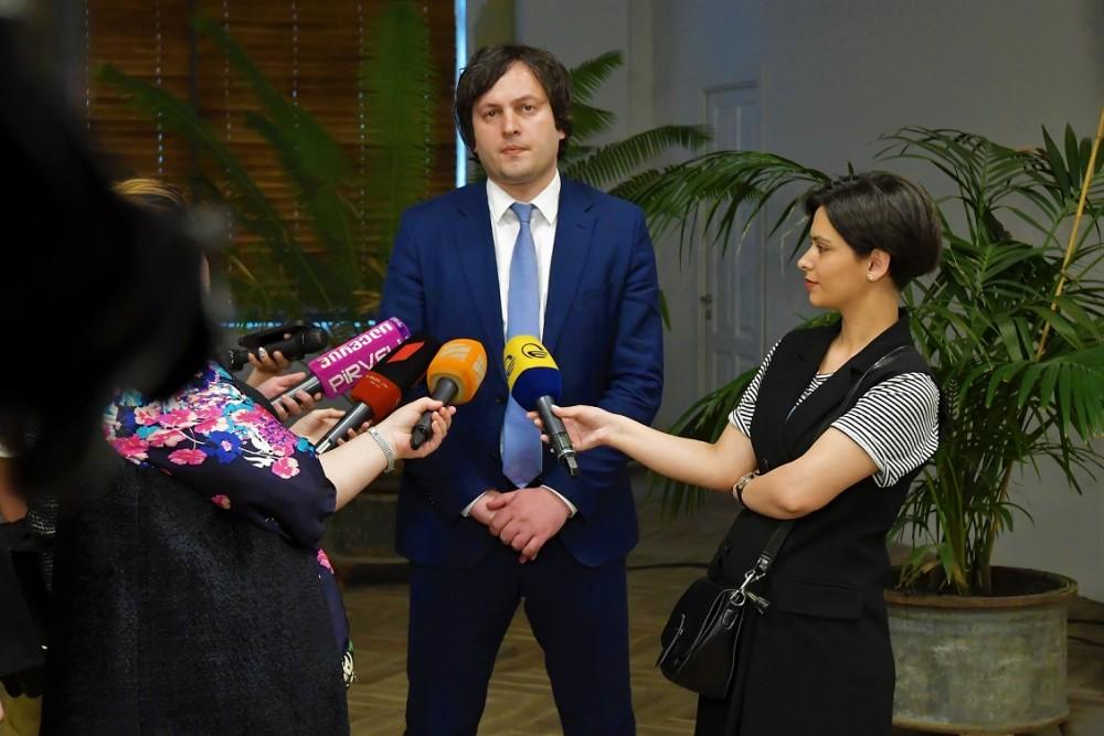 საქართველოს მთავრობამ ყველაფერი გააკეთა, რომ სტრასბურგის სასამართლოში საქმე რუსეთის წინააღმდეგ ჩვენი ქვეყნისთვის წარმატებული იყოს - ირაკლი კობახიძე