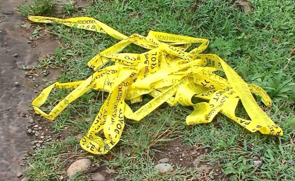 ახალგაზრდა ქალი მე-5 სართულიდან გადავრადა და დაიღუპა