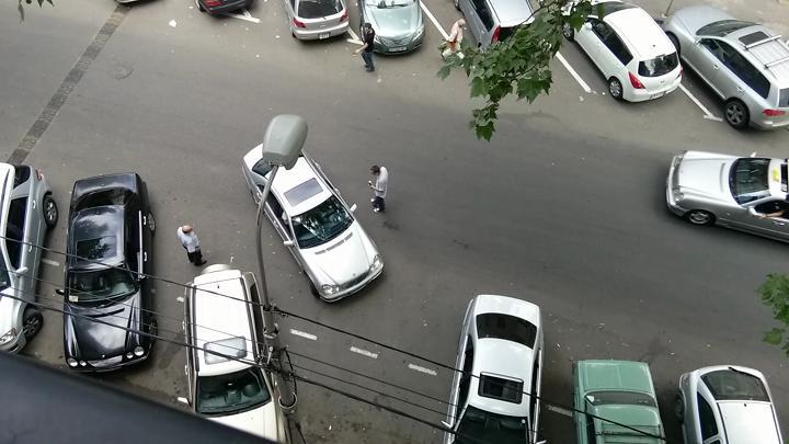 თბილისში პარკირების ჯარიმა 50 ლარამდე გაიზრდება