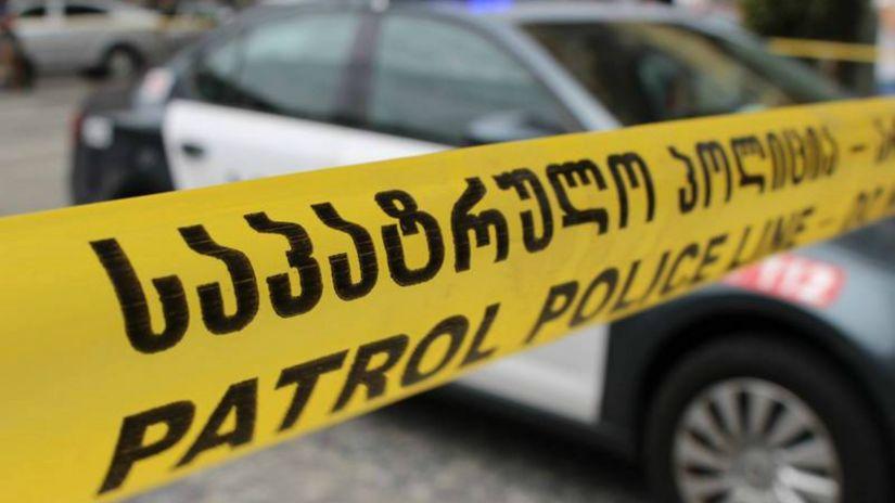 პოლიციამ არასრულწლოვნების მიმართ ჩადენილი მკვლელობის მცდელობის ბრალდებით ერთი პირი დააკავა