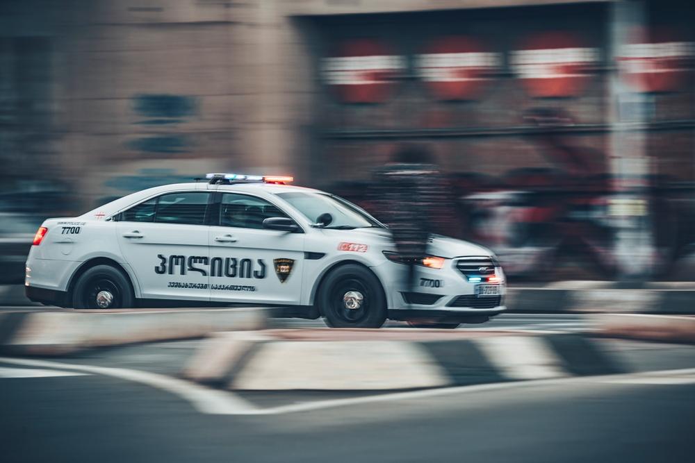 საპატრულო პოლიციის დეპარტამენტი განცხადებას ავრცელებს