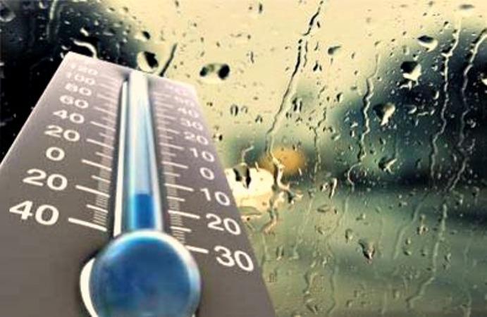საქართველოში წვიმა და ძლიერი ქარია მოსალოდნელი
