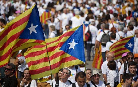 კატალონიამ ესპანეთის ხელისუფლებას სასამართლოში უჩივლა