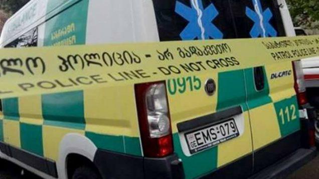 ბათუმი-ქობულეთის შემოვლით გზაზე ავარიის შედეგად დაშავებული 5 წლის ბიჭი გარდაიცვალა