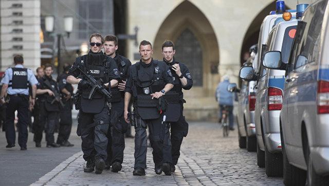 გერმანიაში შეიარაღებული კაცი საკონდიტროში შეიჭრა - არიან დაშავებულები
