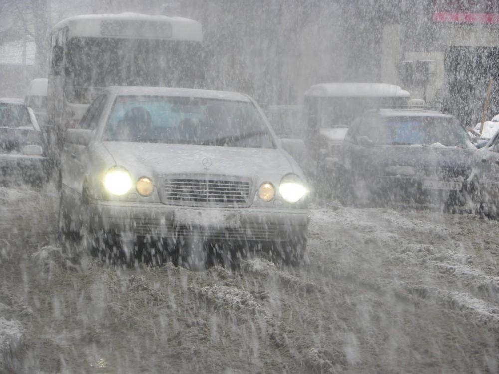 თოვლი, შტორმი, ზვავი და მეწყერი -  უახლოესი დღეების ამინდის პროგნოზი