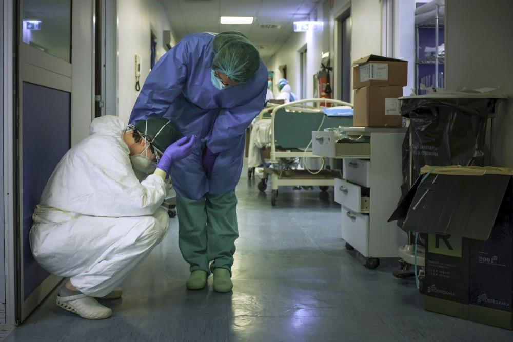დიდ ბრიტანეთში კორონავირუსით გარდაცვლილთა რაოდენობა 10 ათასს მიუახლოვდა