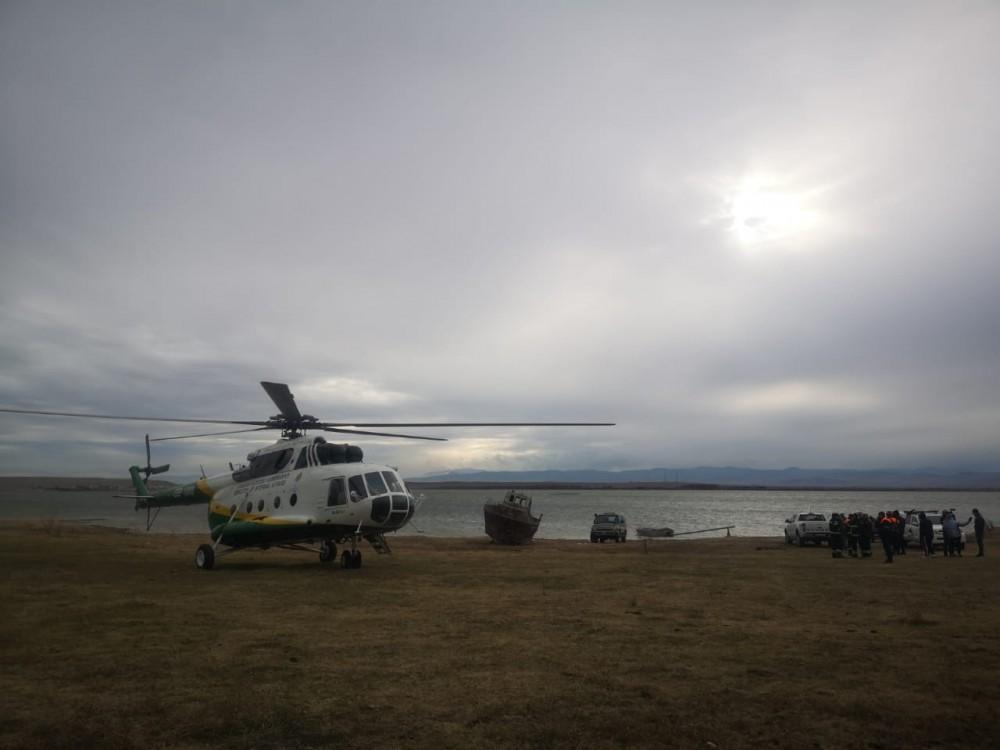 ჯანდარის ტბაზე დაკარგული 21 და 26 წლის მეთევზეების ცხედრები იპოვეს