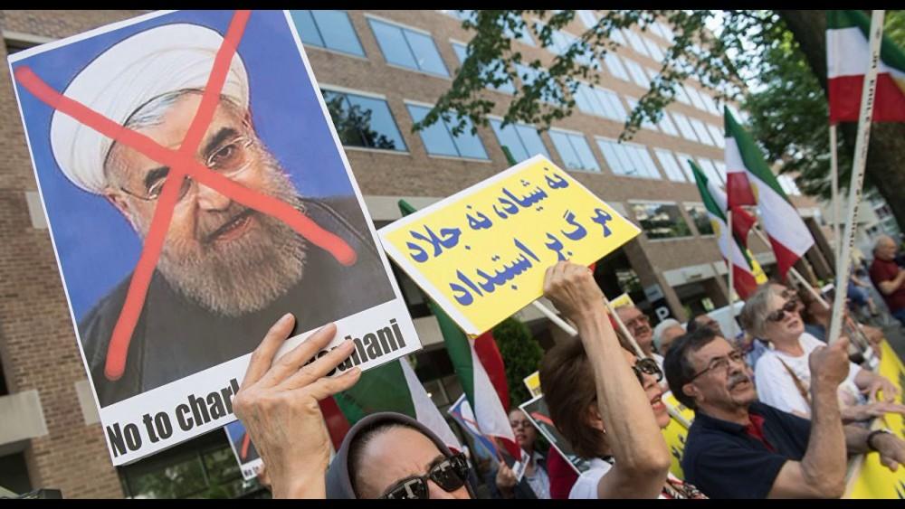 ირანის არმიამ დემონსტრანტების დარბევაზე უარი განაცხადა