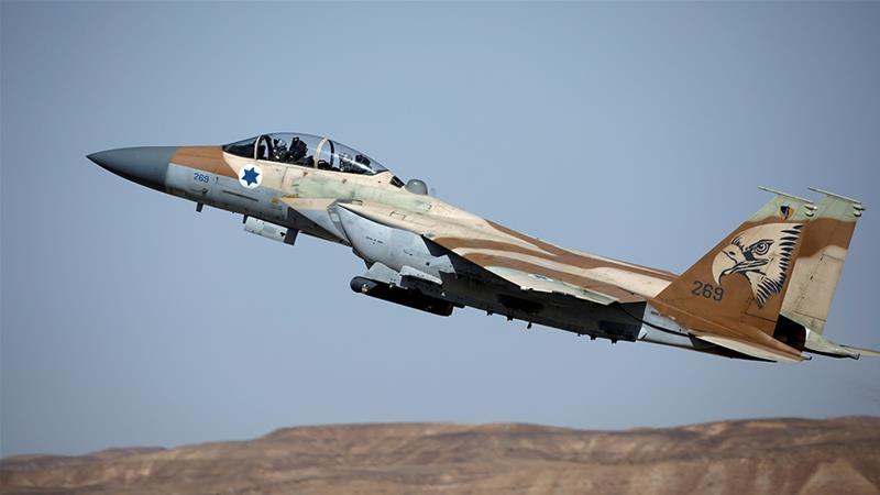 """ისრაელის სამხედრო ავიაციამ """"ჰამასის"""" ობიექტები დაბომბა"""
